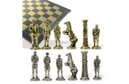 Эксклюзивные шахматы греческой компании Marinakis